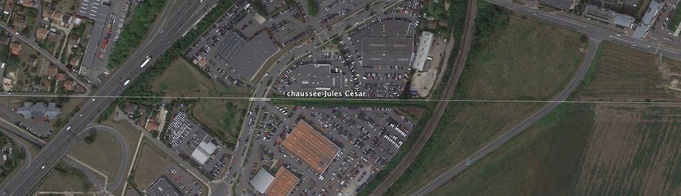 Chaussée Jules César